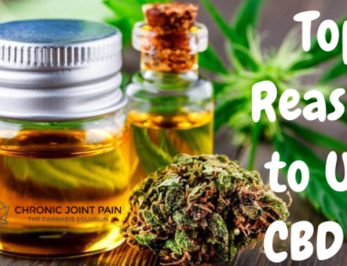 Most Common Reasons Why People Use CBD