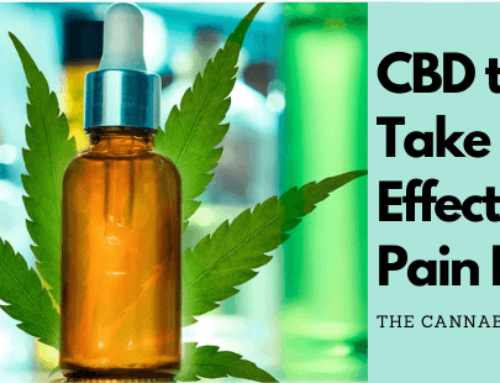 How Much CBD to Take for Effective Pain Relief?