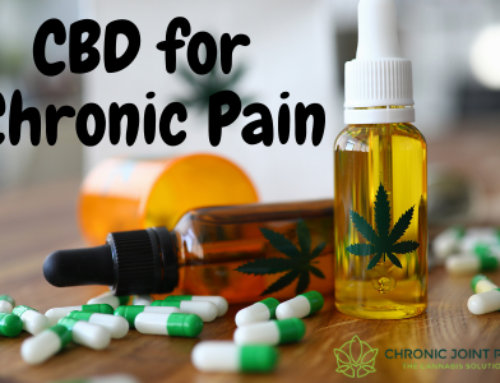 Does CBD Help Manage Chronic Joint Pain